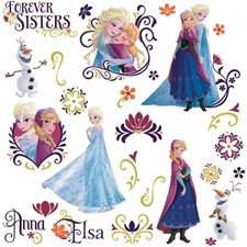 RMK2652SCS Disney Frozen Spring by York