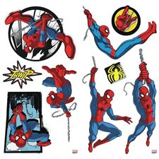RMK4453SCS Ultimate Spider-Man Comic Wall Decal by York