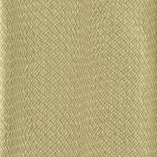 Metallic Gold Stripes Wallcovering by York