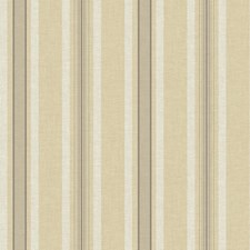 Beige/Sand/Taupe Stripes Wallcovering by York
