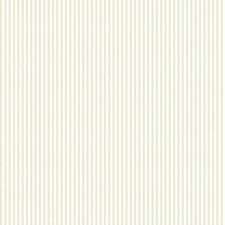 White/Beige Stripes Wallcovering by York