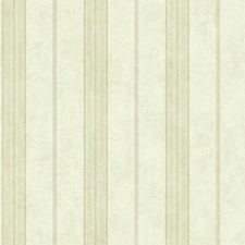 Cream/Beige Stripes Wallcovering by York