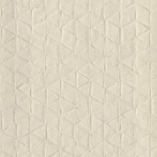 Pearlescent Gold Geometrics Wallcovering by York