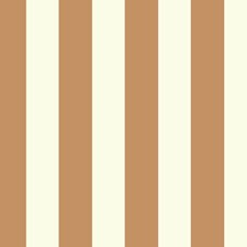 White/Gold Stripes Wallcovering by York