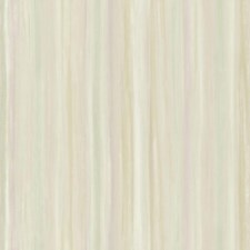 Cream/Beige/Pale Green Stripes Wallcovering by York