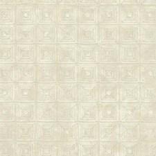 Beige/Grey/White Geometrics Wallcovering by York