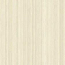 Cream/Taupe/Grey Stripes Wallcovering by York