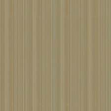 Metallic Golds Stripes Wallcovering by York