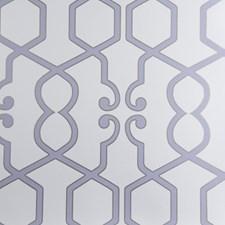 Heather Geometric Wallcovering by Clarke & Clarke