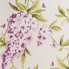 Mauve Wallcovering by Clarke & Clarke