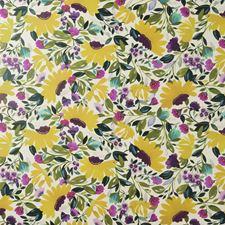Chartreuse Wallcovering by Clarke & Clarke