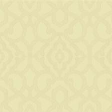 Beige/Gold/Metallic Lattice Wallcovering by Kravet Wallpaper