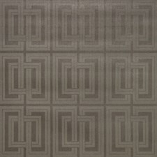 Charcoal/Light Grey Geometric Wallcovering by Kravet Wallpaper