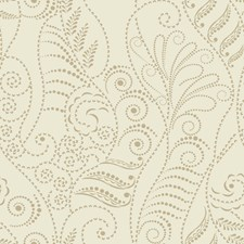 Beige/Gold/Metallic Metallic Wallcovering by Kravet Wallpaper
