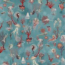 Ocean Wallcovering by Scalamandre Wallpaper