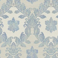 Cream Gold/Purple Wallcovering by Scalamandre Wallpaper