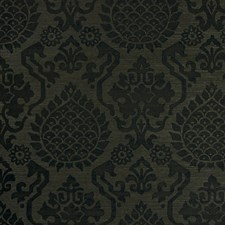 Jet Wallcovering by Scalamandre Wallpaper