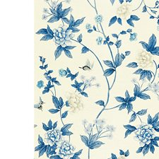 Porcelain Wallcovering by Scalamandre Wallpaper
