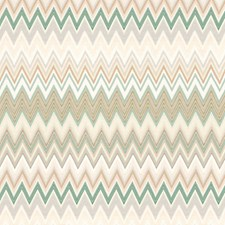 Teal Bisque Wallcovering by Scalamandre Wallpaper