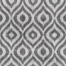 Charcoalp Ikat Wallcovering by Winfield Thybony