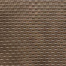 Dark Chocolate Wallcovering by Scalamandre Wallpaper
