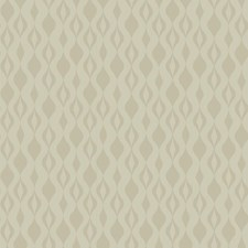 Cream/Taupe/Golden Glitter Bohemian Wallcovering by York