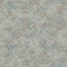 Beige/Blues/Grey Traditional Wallcovering by York